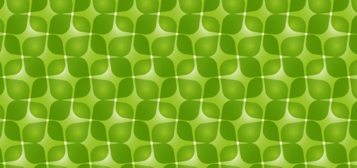 green pattern powerpoint download