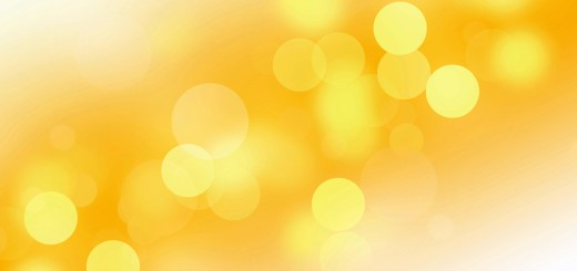 yellow orange white gradient bubles-abstract