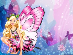barbie cute design