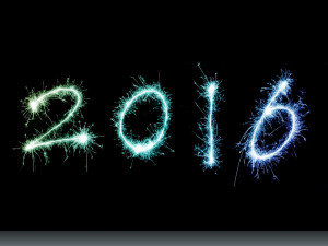 happy new year 2016 image